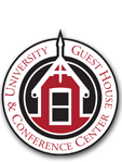 University Guest House and Conference Center logo