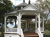 <span>The Historic Bandstand</span>